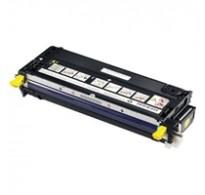 Toner Compatível Dell 3110CN / 3115 (8000K) Amarelo (350455) Alta Cap.