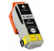 Tinteiro  Compatível Epson XP600 / XP700 Claria Premium nº26XL Preto 15ml ALTA CAPACIDADE