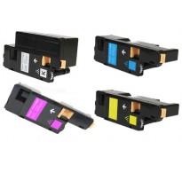 Toner Amarelo Compatível CX17NF,CX17FW,C1700,C1750N,C1750W 1.4K - S050611