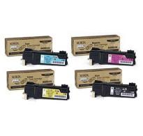 Toner Compatível XEROX Phaser 6125 Amarelo - 106R01333 - 1K