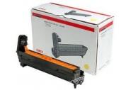DRUM BK Reg. OKI C5100/C5200/C5300/C5400 YELLOW 17K - 42126