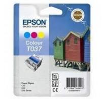 TINTEIRO Compatível COLOR EPSON STYLUS C42  C44  C46 T037140