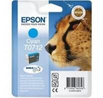 TINTEIRO Compatível CYAN EPSON STYLUS T0712 (T071240) (245PAG)