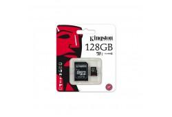 CARTÃO DE MEMÓRIA KINGSTON MICRO SD 128GB
