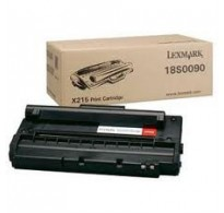 TONER Reg. LEXMARK X215 - 18S0090 3.2k